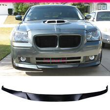 FIT 05 06 07 DODGE MAGNUM WAGON 4DR DL STYLE FRONT BUMPER LIP SPOILER BODYKIT