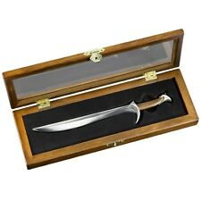 Official The Hobbit Thorin Oakenshield Orcrist Letter Opener Prop Replica - New