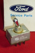 NOS Ford Auxiliary Gas Fuel Tank Transfer Switch 1960's 1970's Truck Original
