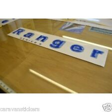 Bailey Ranger 5 Caravan Roof Sticker Decal Graphic SINGLE