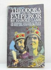 Theodora And The Emperor By Harold Lamb (1963)