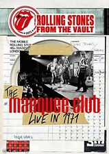 ROLLING STONES FROM VAULT Marquee Club 71 (DVD, CD) Brussels Affair 73 (CD x 2)