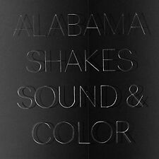 ALABAMA SHAKES : SOUND & COLOR  (Double LP Vinyl ) sealed