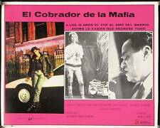 L208 ALPHABET CITY Mexican Lobby card 1985 Vincent Spano, Michael Winslow