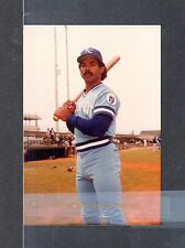 Onix Concepcion  KC ROYALS  UNSIGNED 3-1/2 x 5 COLOR ORIGINAL SNAPSHOT  PHOTO #1
