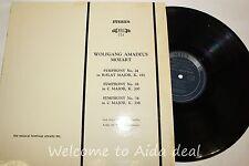 """Wolfgang Amadeus Mozart (1756-1791)  LP (VG) 12"""""""