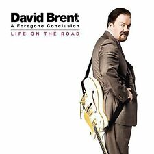 Life on the Road by Foregone Conclusion/David Brent (Ricky Gervais) (Vinyl,...