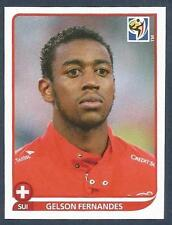 PANINI-SOUTH AFRICA 2010 WORLD CUP- #594-SWITZERLAND-GELSON FERNANDES