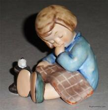 """A Nap"" Goebel Hummel Figurine #534 TMK7 Little Girl Sleeping - CUTE COLLECTIBLE"
