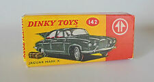Repro Box Dinky Nr.142 Jaguar Mark X