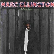 Marc Ellington Marc Time CD+Bonus Track NEW SEALED 2011