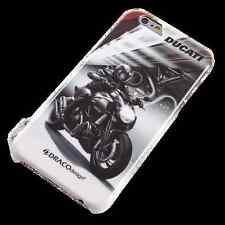 Draco Design Ducati Plastic Hard Shell Case for iPhone 6 6s White DR60DUP4-DDIA