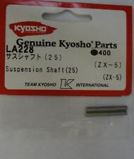 KYOSHO LA228 SUSPENSION SHAFT (25) (ZX-5) NIB