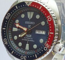 SEIKO PROSPEX PADI NEW MEN'S AUTOMATIC 200m DIVERS WATCH SRPA21J1 MADE IN JAPAN
