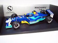 F1 Sauber Petronas Ferrari C22 Frentzen Saison 2003 Petronas Minichamps 1:18