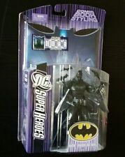 """DC Super Heroes Superheroes KNIGHT SHADOW BATMAN Select Sculpt S3 6"""" Figure"""