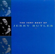Jerry Butler : The Very Best of.. CD (1992)