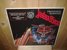 "JUDAS PRIEST freewheel burning 12""  MAXI 45T"