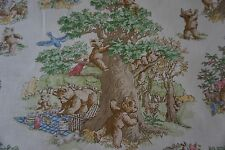 WAVERLY Fabric BEAR NECESSITIES  Baby Nursery Sweet Pattern SOLD BY THE YARD
