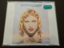 """Rain: Radio Remix"" Madonna (CD Single, Sire Records 1992)Waiting, Up Down Suite"