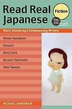 Read Real Japanese Fiction: Short Stories by Contemporary Writers 1 free CD incl
