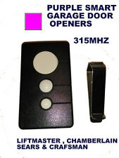 Sears Craftsman Garage Door Opener Comp Remote Control Part For 139.53753