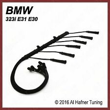 (Black) BMW 323i e21, e30 78-87' Performance plug wire set 12 12 1 710 591