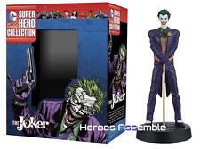 BEST OF DC SUPER HERO FIGURINE COLLECTION #4 JOKER EAGLEMOSS NEW (1 2 3)