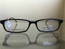 bagsclothesetc: NEW COMPOSITES by LIZ CLAIBORNE CFC 3017 Men's Eyeglass Frames