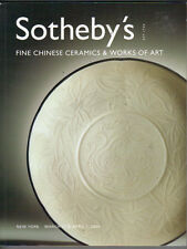 SOTHEBY'S Chinese Ceramics Bronzes Paintings Furniture Snuff Bottles Pugh Coll