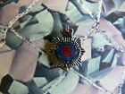 Royal Corps Of Transport Enamel Lapel Badge RCT Version 2