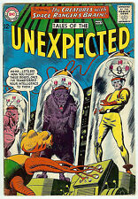 Tales of the Unexpected #82 (DC 1964, fn 6.0) price guide value: $30.00 (£20.00)