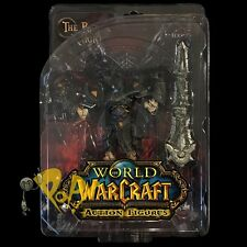 World of Warcraft BLACK KNIGHT Argent Nemesis Ser 8 Action Figure DC Unlimited!