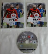 PLAYSTATION 3 PS3 Fifa 10 COMPLEET