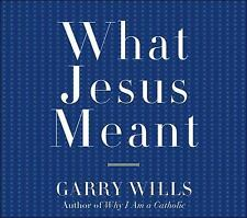 Unknown Artist What Jesus Meant CD