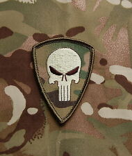 Multicam Punisher Patch Afghanistan SOTG SASR Australian SF Tarin Kowt