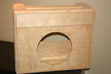 rawcabs 1974 18 watt empty 1x12 pine combo cabinet for marshall chassis project