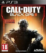 Call of Duty Black Ops 3 COD PS3 Very Good - 1st Class Delivery