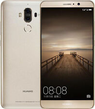 """Deal 6 : Imported Huawei Mate 9 Dual Sim 64GB 5.9"""" 20MP+12MP 8MP Champagne Gold"""
