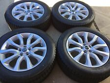 """20"""" BRAND NEW 2015 FACTORY OEM RANGE ROVER SPORT FULL SZ HSE SUPERCHARGED WHEELS"""