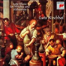 Lute Music for Witches & Alchemists(CD, Mar-2000, 2 CDs, Sony Classical)(cd6146)