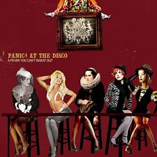 PRE ORDER: PANIC AT THE DISCO -FEVER YOU CAN'T SWEAT OUT (LP Vinyl) sealed