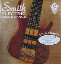 KEN SMITH DB-RWL-5 DOUBLE BALL END BASS GUITAR STRINGS, LIGHT 5's - 40-125
