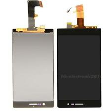 Front Full LCD Display + Touch Screen Glass Panel Fr Huawei Ascend P7 Black HLRG