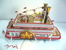 Dept 56 High Rollers Riverboat Casino Snow Village 55330