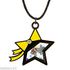 Neon Star by tokidoki Star with Floating Charms Pendant Necklace NWT
