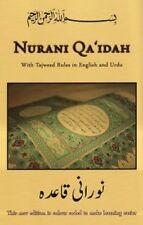 Nurani Qa'idah - With Tajweed Rules in English and Urdu