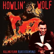 Howlin' Wolf - Killing Floor Blues Essentials (1LP Vinyl) Stardust Records, NEU!