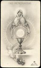 santino-holy card ediz. AR n.1661 VAS HONORABILIS