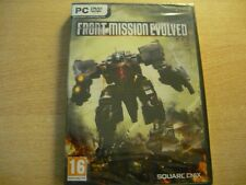 PC Front mission Evolved Neuf